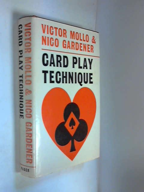 Card Play Technique: Or, the Art of Being Lucky, Mollo, Victor