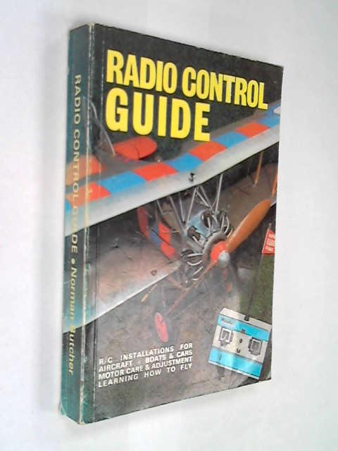 Radio Control Guide, Butcher, N.