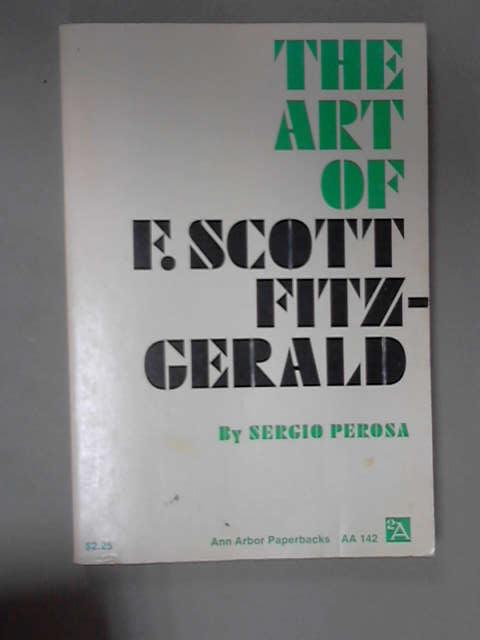 Art of F.Scott Fitzgerald, Perosa, Sergio