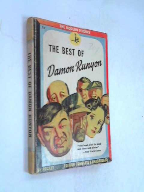 Best of Damon Runyon, The: The Stories That Inspired, Bentley
