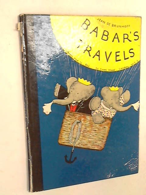 Babar's Travels, de Brunhoff, Jean
