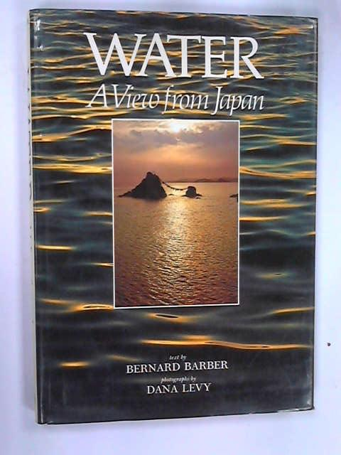Water: A View from Japan, Barber, Bernard