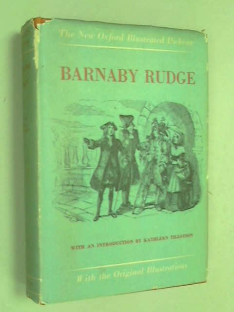 Barnaby Rudge (New Oxford Illustrated Dickens), Dickens, Charles