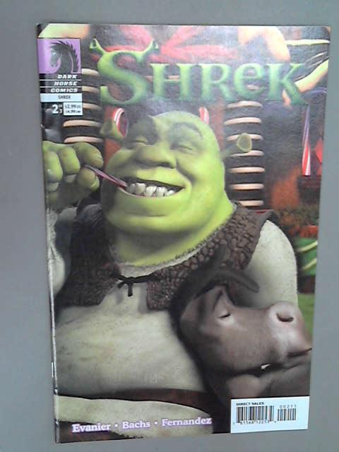 Shrek: 2 of 3, Mark Evanier
