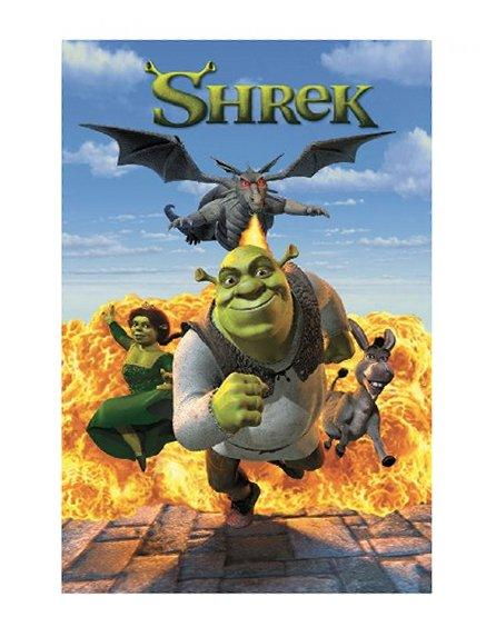 Shrek: No 1 of 3, Mark Evanier