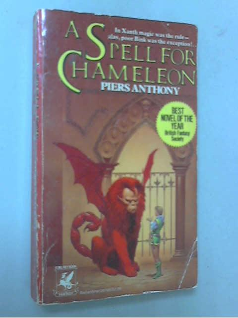 A Spell for Chameleon, Piers Anthony