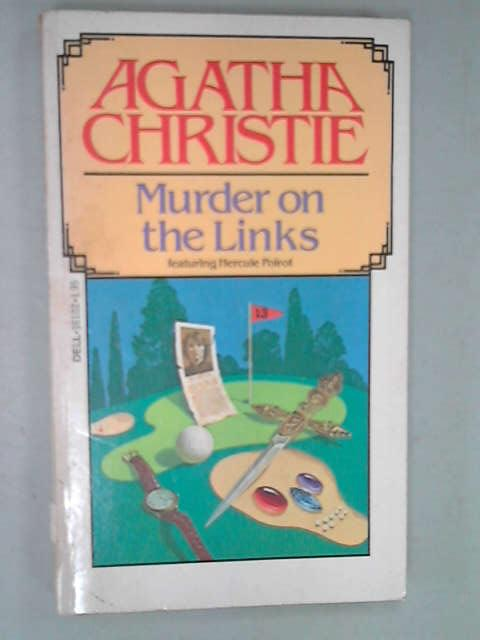Murder on the Links, Agatha Christie