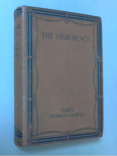 The High Place, James Branch Cabell