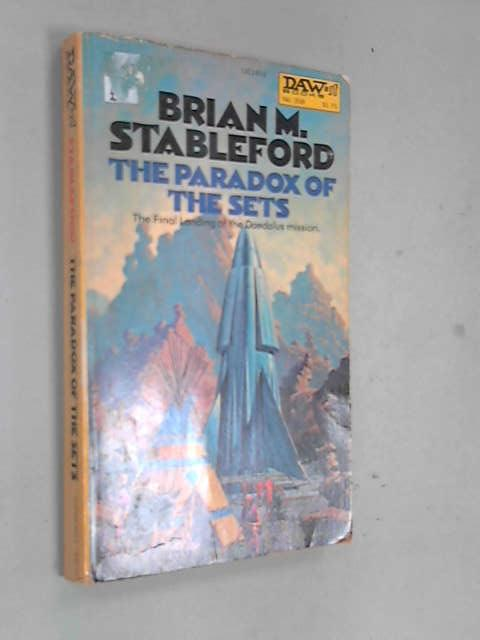 The Paradox of the Sets, Brian Stableford