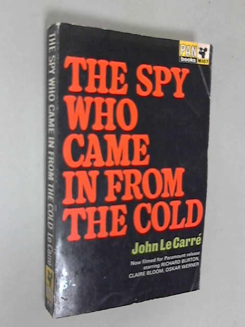 The Spy Who Came in from the Cold, le Carre, John