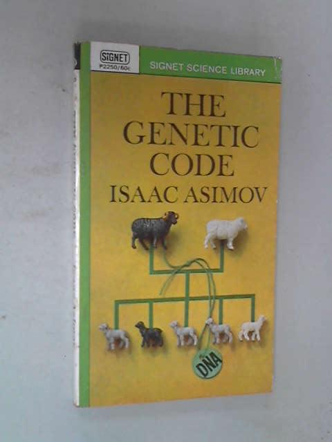 The Genetic Code, Isaac Asimov