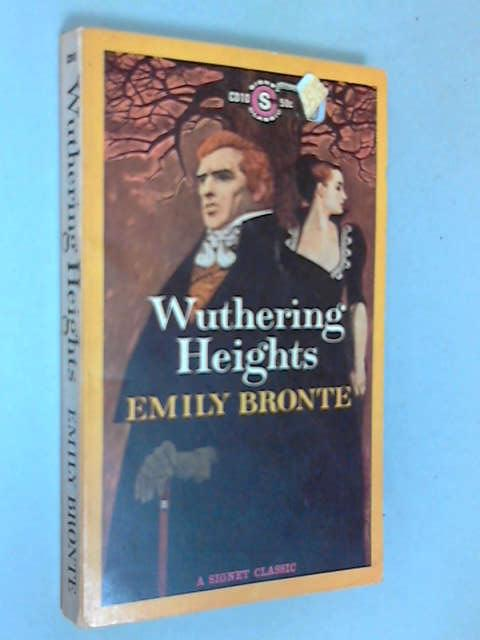Wuthering Heights, Bronte, Emily