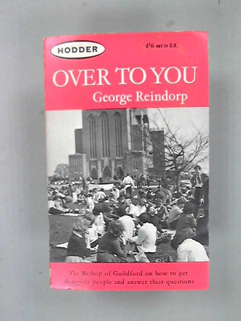 Over-to-you-Reindorp-George-1964