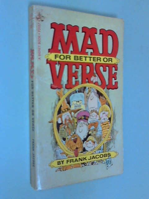 Mad for better or Verse, Frank Jacobs