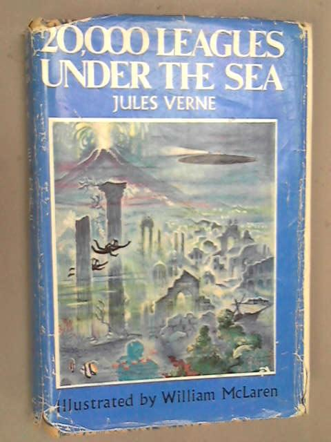 Twenty Thousand Leagues Under the Sea (Children's Illustrated Classics), Verne, Jules