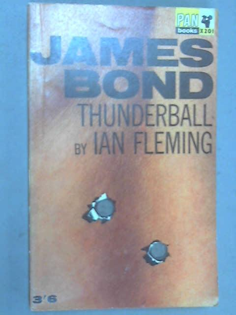 Thunderball. James Bond.