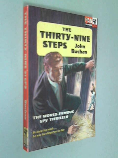 The Thirty-Nine Steps, Buchan, John