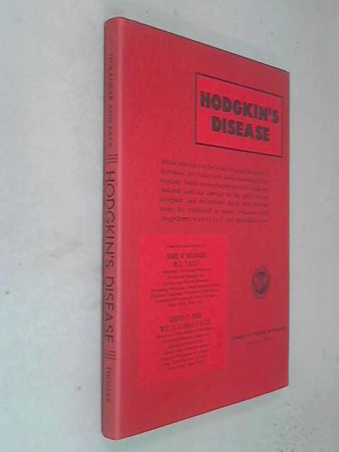 Hodgkin's Disease, David W. Molander