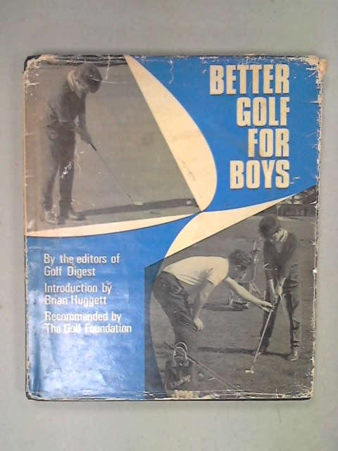 Better Golf for Boys, Golf Digest