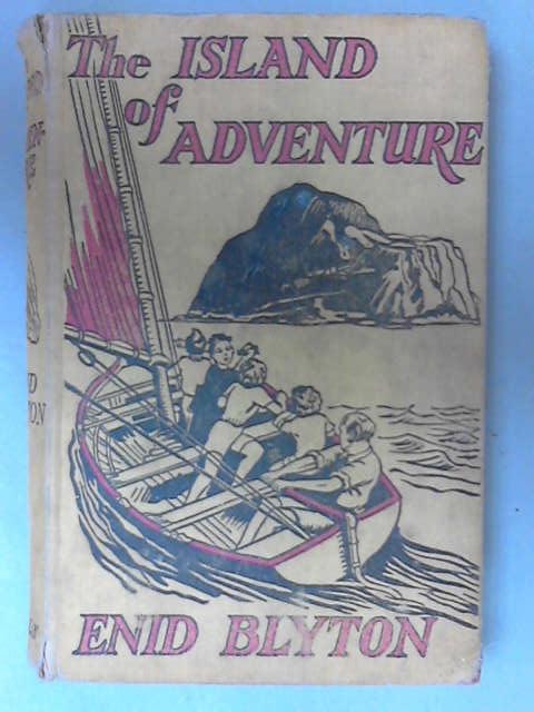 The-Island-of-Adventure-Enid-Blyton-1950