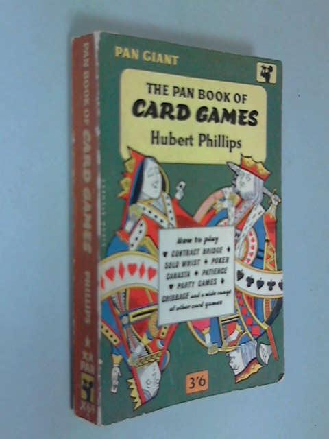 Pan Book of Card Games, Phillips, Hubert