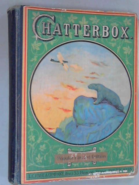 Chatterbox : The King of Juveniles, (Tolstoy) . Comte Leon Tolstoi