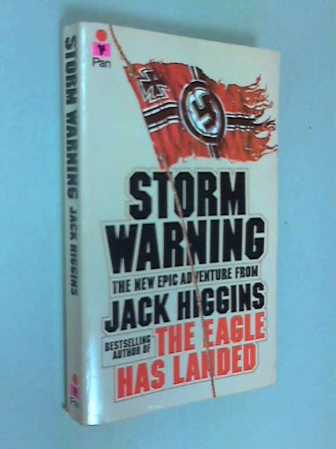 Storm Warning, Higgins, Jack