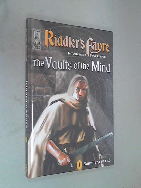 Riddler's Fayre: The Vaults of the Mind, Steve Carroll