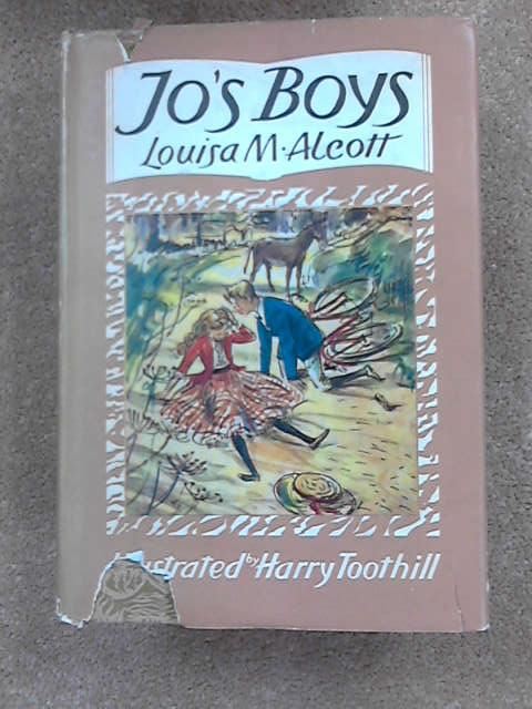 Jo's Boys, Alcott, Louisa May