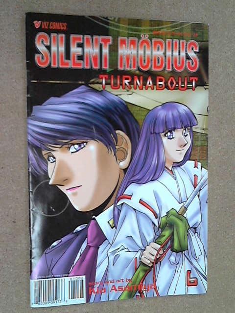 Silent Mobius, Vol. 6, Kia Asamiya