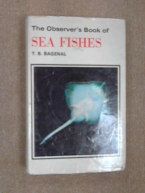 The Observer's Book of Sea Fishes (Observer's Pocket), Albert Laurence Wells