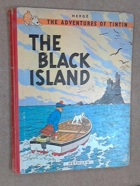 The Black Island (The Adventures of Tintin), Herge