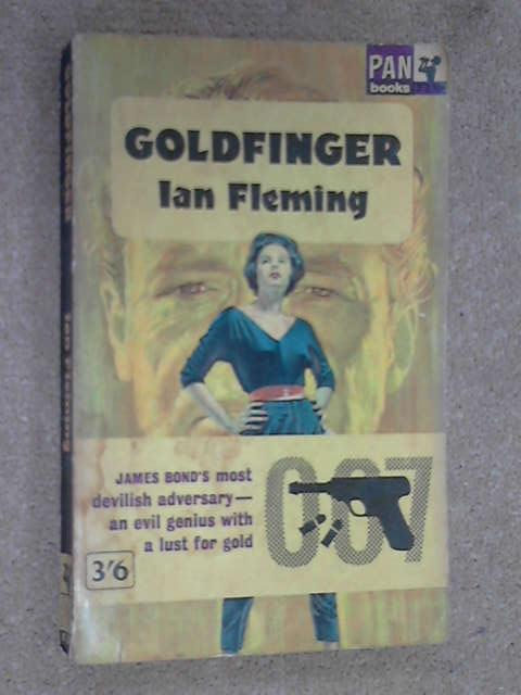 Goldfinger, Ian Fleming
