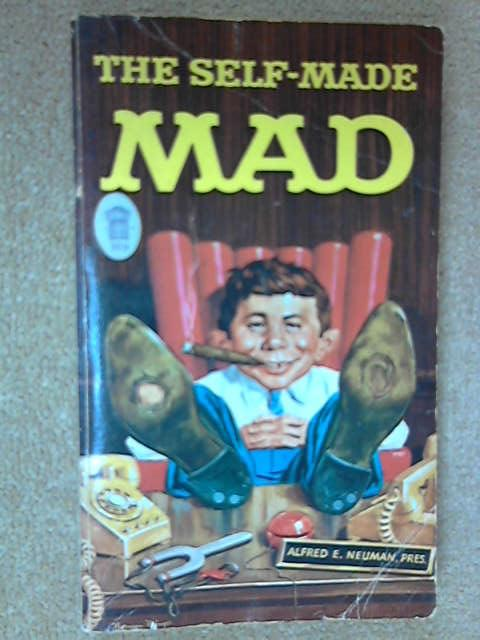 The Self-Made Mad, William M. Gaines