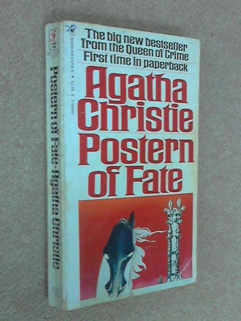 Postern of Fate, Agatha Christie