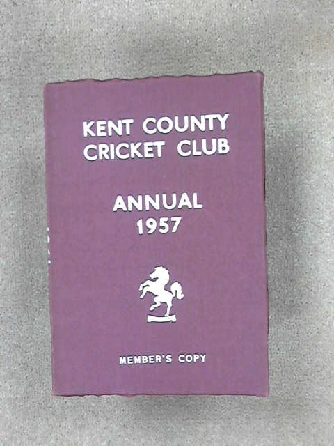 Kent County Cricket Club 1957, (Kent County Cricket Club)