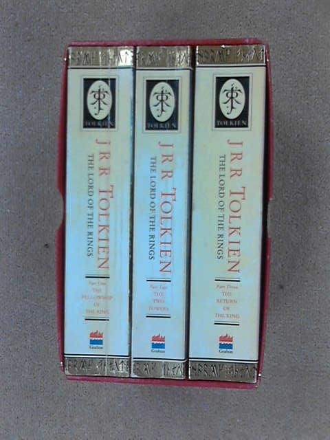 The Lord of the Rings Trilogy - 3 book box set