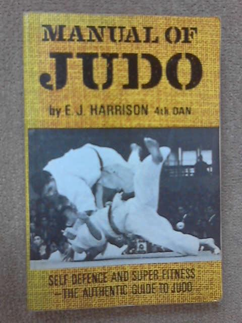 The Manual of Judo, Ernest J. Harrison