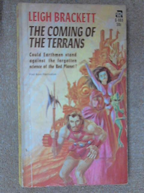 The Coming of the Terrans, Brackett, Leigh