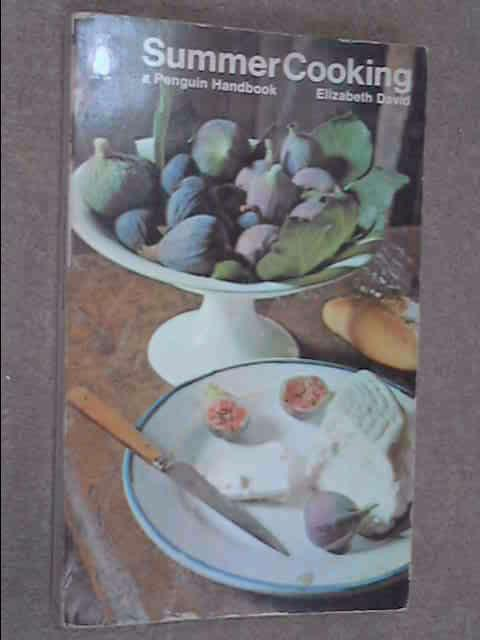 Summer Cooking, Elizabeth David
