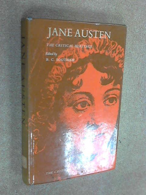 Jane Austen The Critical Heritage ( - 1968), Unknown