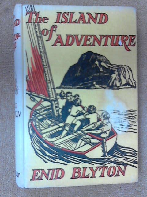 The-Island-of-Adventure-Enid-Blyton-1956