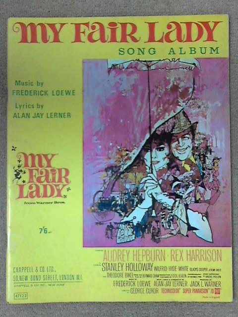 My Fair Lady Song Album, Frederick Loewe