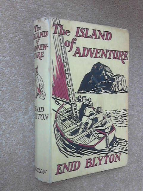 The-Island-of-Adventure-Enid-Blyton-1950