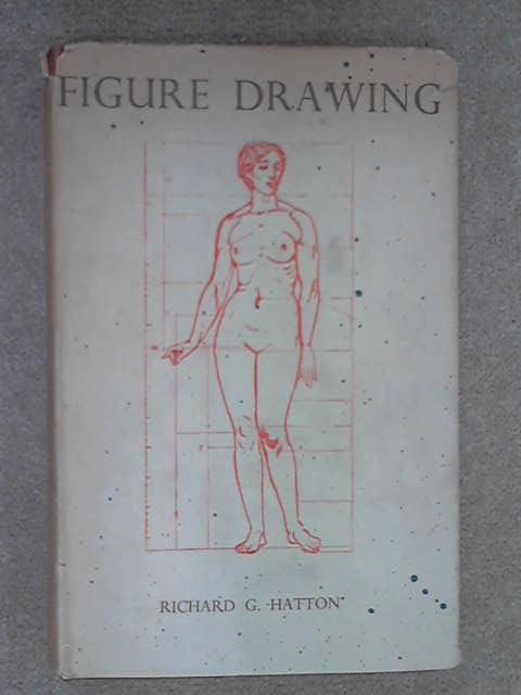 Figure-Drawing-Richard-G-Hatton-1949