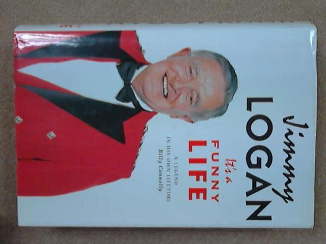 It's a funny life, Jimmy Logan