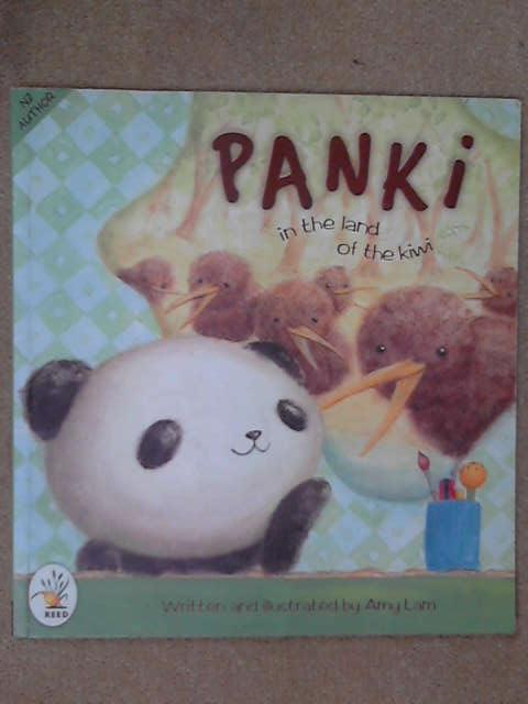 Panki in the Land of the Kiwi, Amy Lam