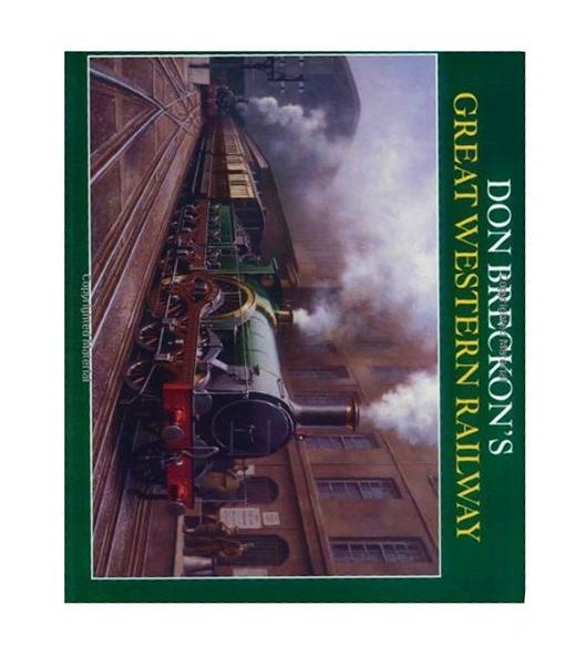Don Breckon's Great Western Railway, Don Breckon