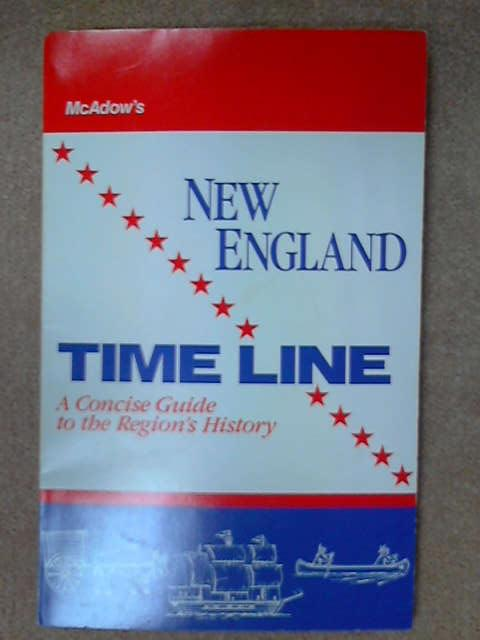 New England Time Line, Ron McAdow