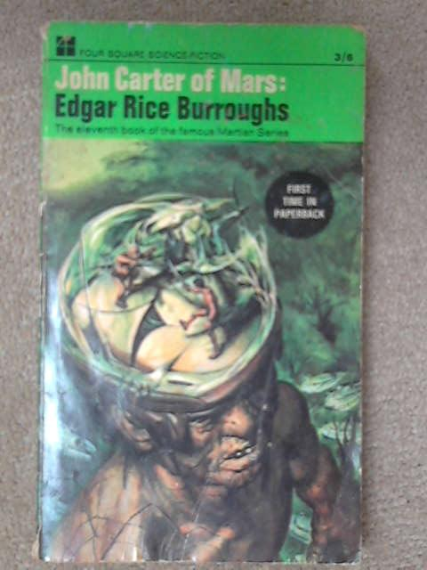 John Carter of Mars, Edgar Rice Burroughs